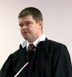 судья Алексей Викторович Батов