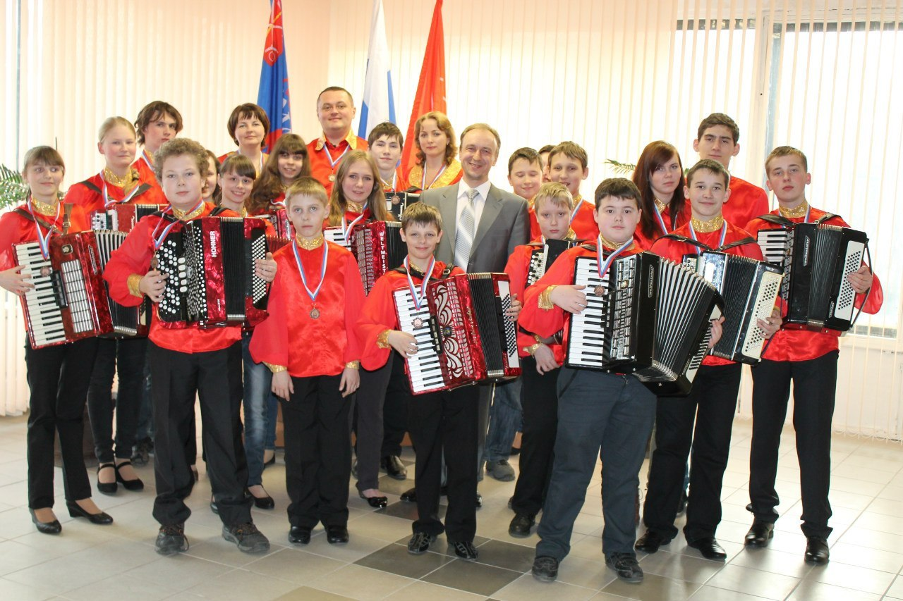 Коллектив детской музыкальной школы