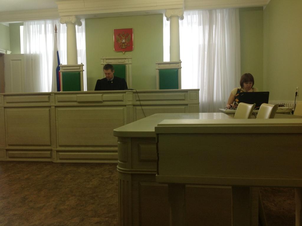 Суд по захвату соснового бора в Устье (2)