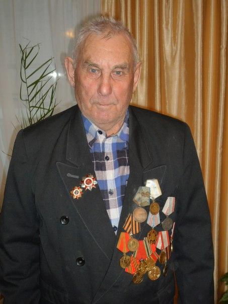 Беляев Николай Ефимович