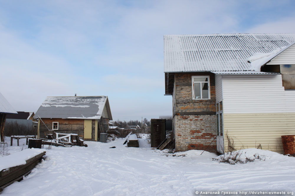 Дом, баня и участок ветерана войны Николая Беляева (4)