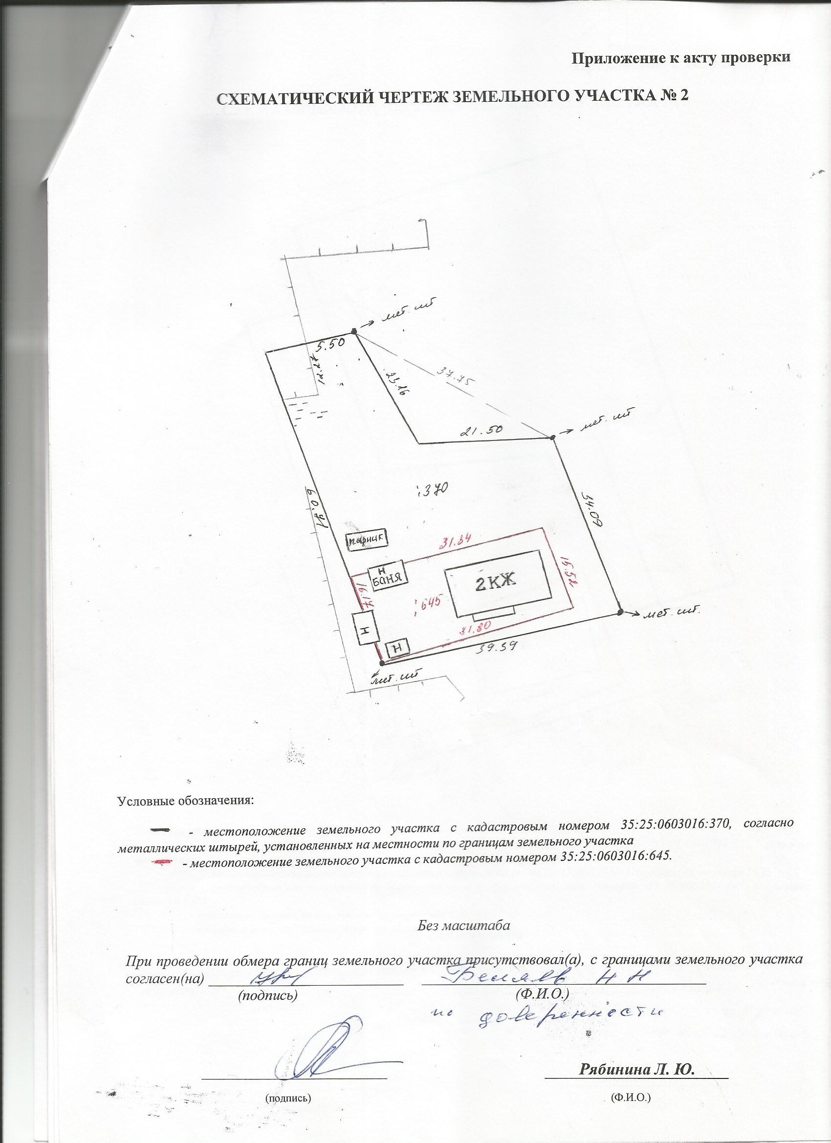 вид участка на кадастровом плане (2)
