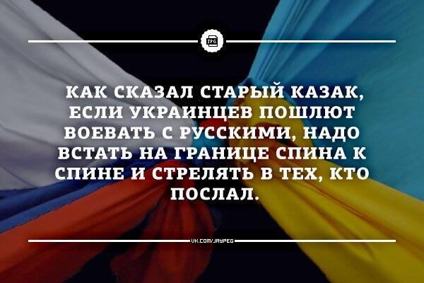 Война России и Украины