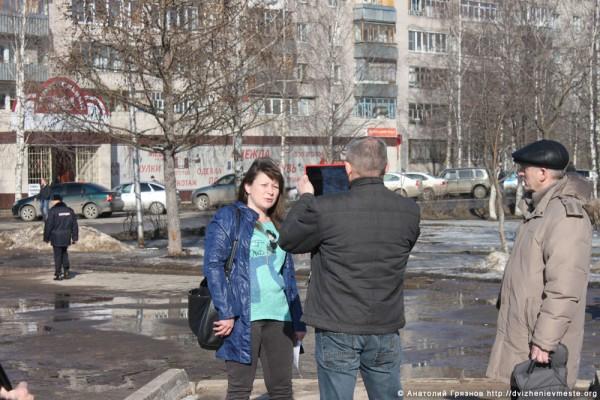 Вологда. Митинг в защиту педагогов. 10 марта 2014 года (46)