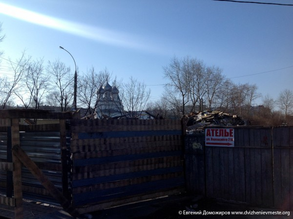 Уничтожение культурного наследия в Вологде (2)