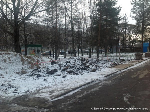 Вологда. Проспект Победы 66 (1)