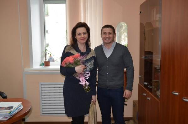 Земчихина Елена Анатольевна и депутат Коновалов