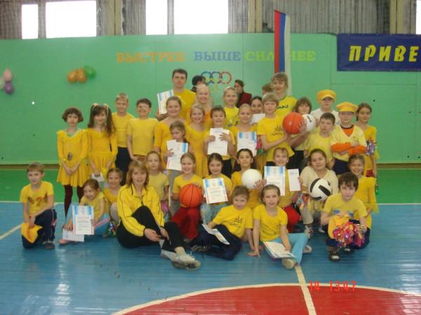 Дети 3-й Кадуйской школы (3)