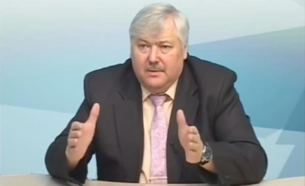 Дектерев Николай Савватьевич Глава Кадуйского района
