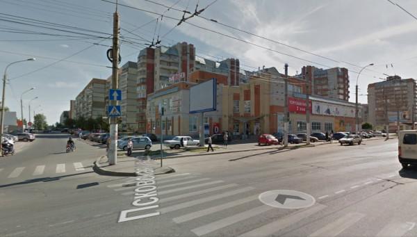 Торговый центр Макси на Псковской 2