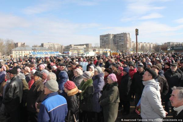 Митинг в Череповце 30 марта 2014 года против строительства ЦБК  (18)