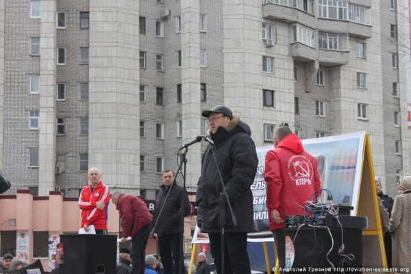 Митинг в Череповце 30 марта 2014 года против строительства ЦБК  (55)