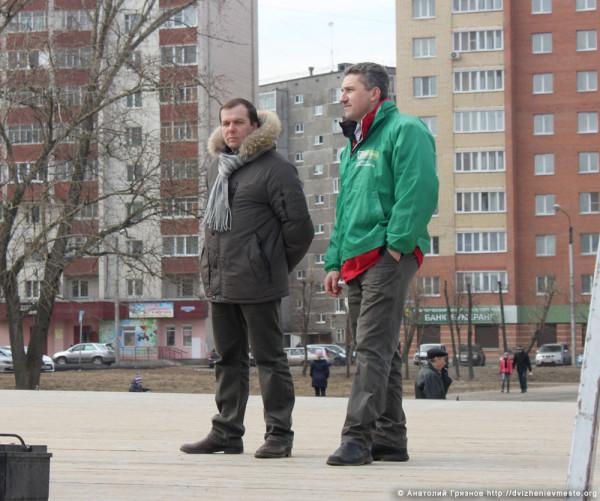 Митинг в Череповце 30 марта 2014 года против строительства ЦБК  (38)