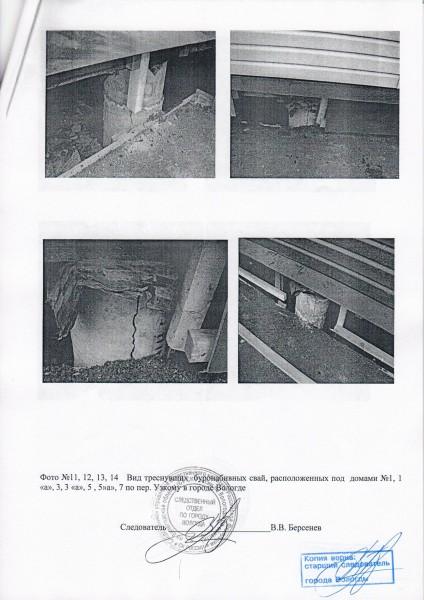 Осмотр места происшествия - Узкий переулок 8