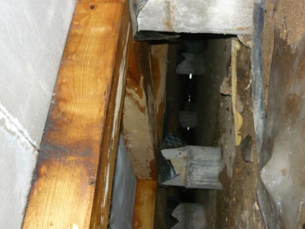 Узкий переулок осмотр фундамента (5)