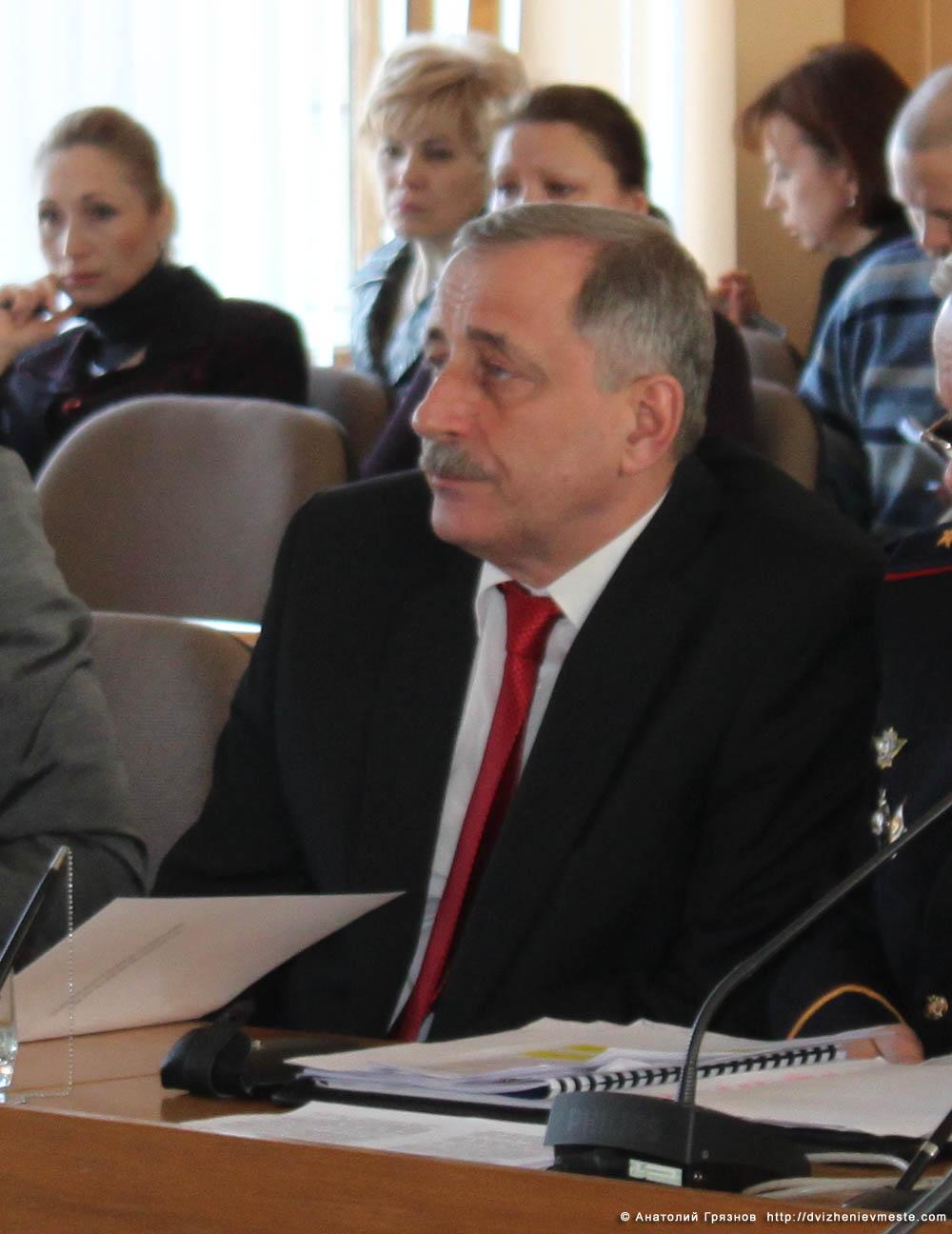 Сергей Васильевич Пастухов