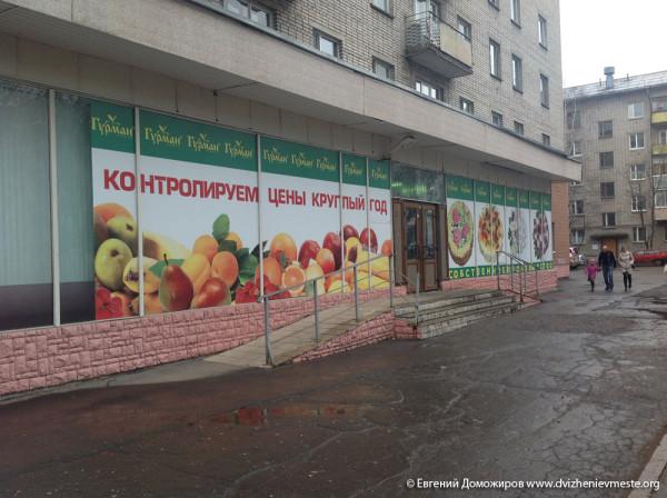 Вологда. Проспект Победы 66 (5)