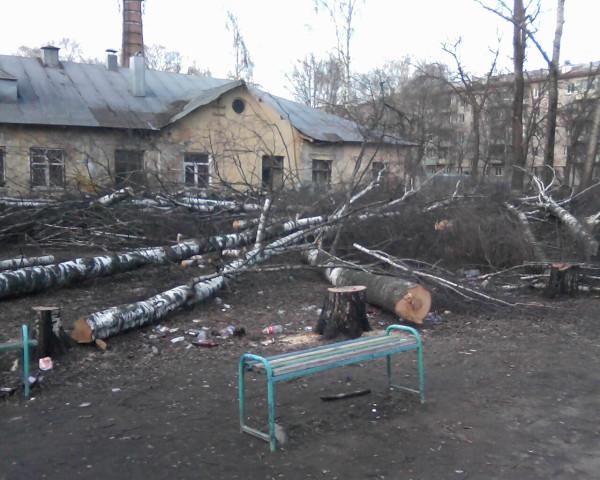 Вологда. Пролетарская 75 (12)