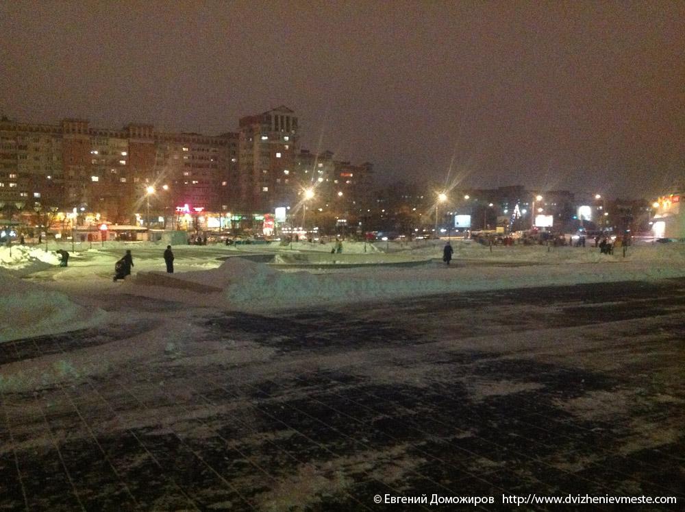 Обещание Главы города Вологда Евгения Шулепова поставить елку на площади Федулова