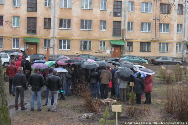 5 мая. Пролетарская 75. Вологда (18)