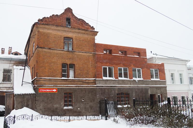 Фото из поста Евгения Шулепова от 6 декабря 2012 года