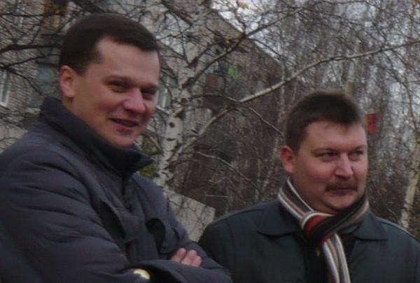 Гуляев Сергей, Полянский Сергей. Вологодский ЦПЭ