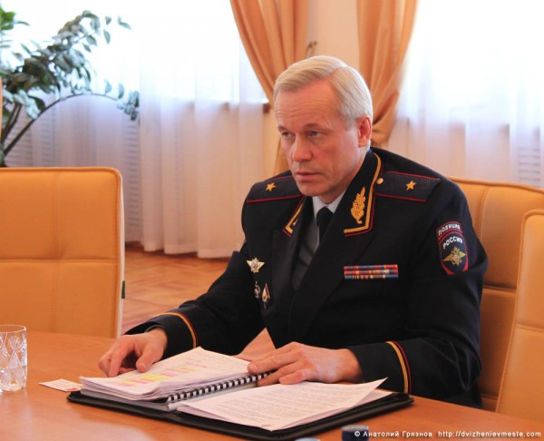 Виталий Петрович Федотов