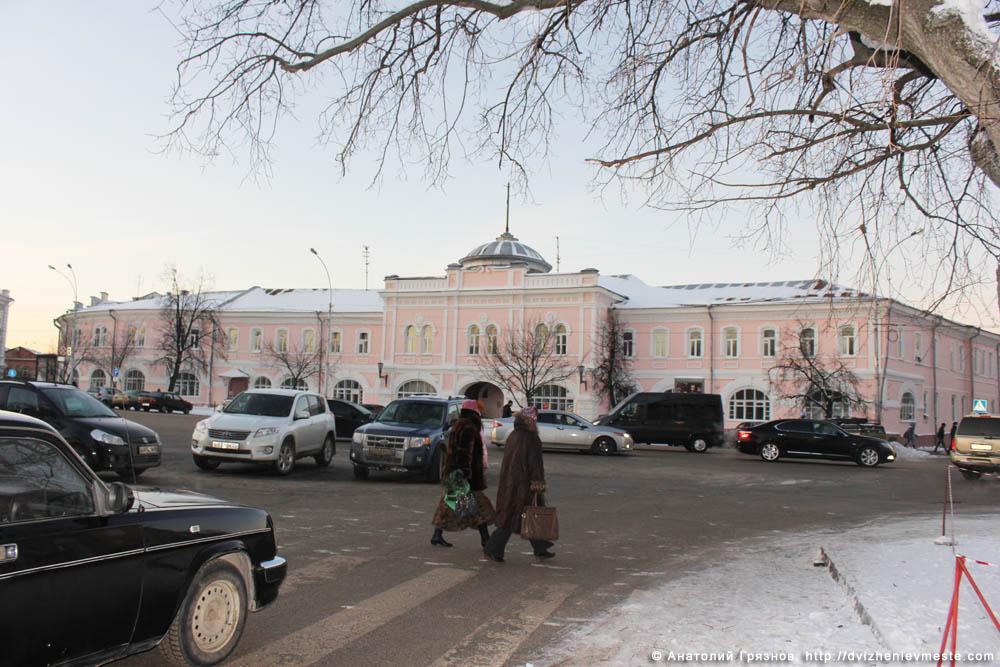 Вологда. ул. Марии Ульяновой 2