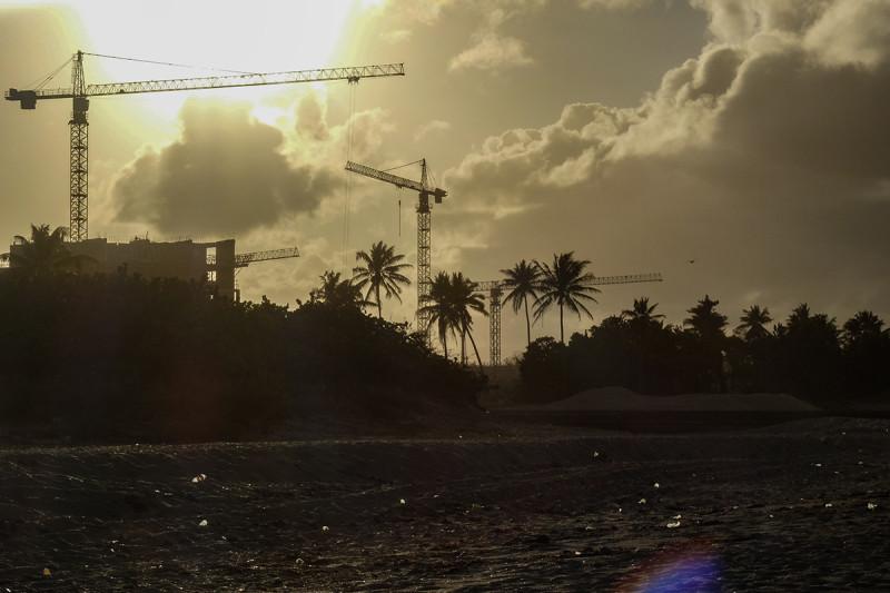 Пляж Варадеро. 01.2020. photo by Anton Eshurin. Fujifilm X-20