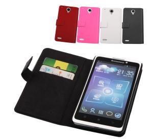 Чехол книжка для Lenovo IdeaPhone S890 (горизонтальный тип)