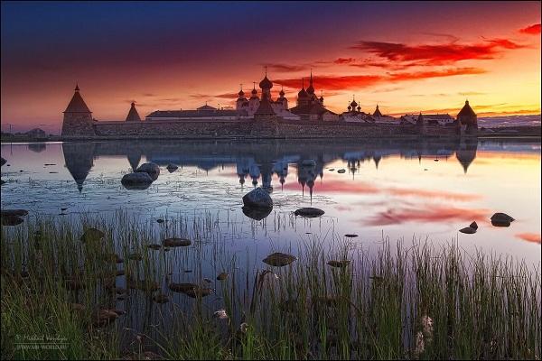 Соловки-монастырь