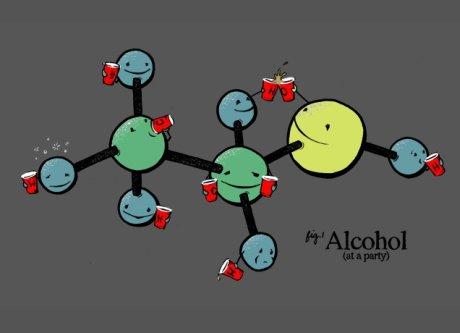 ethanol-fun-drink-molecule