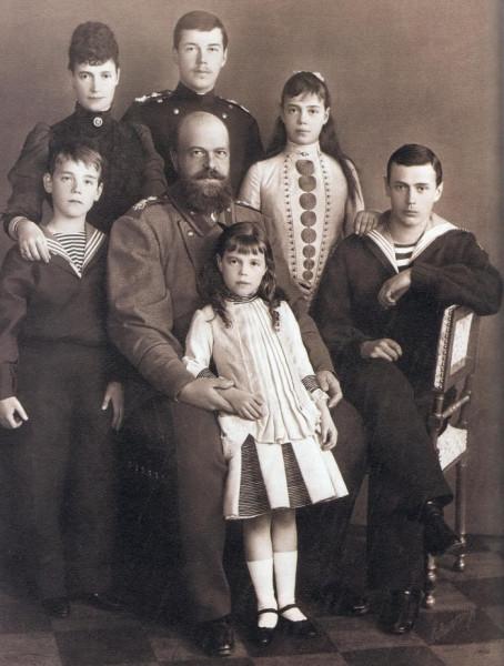 семья-императора-александра-iii