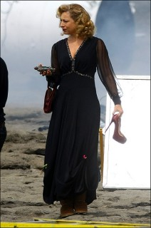 "River Song's dress from S05 - E04 ""Time of Angels"""