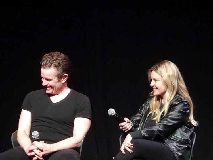 James Marsters & Clare Kramer Buffy Angel FanMeet 2016-01-31