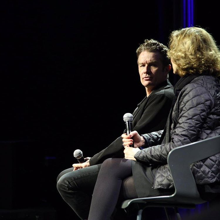 James Marsters & Kristine Sutherland Buffy Angel FanMeet 2016-01-31