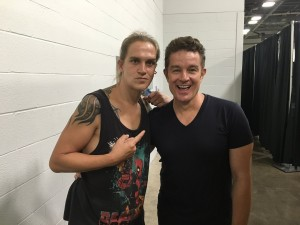 James Marsters & Jason Mewes Wizard World Columbus 2016-07-30
