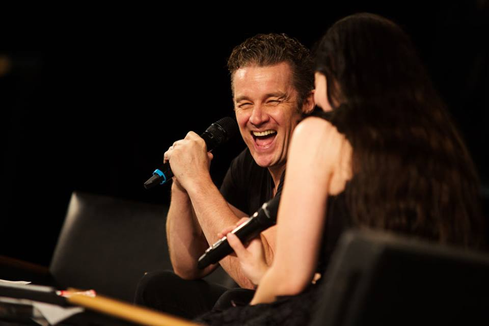 James Marsters at German Comic Con