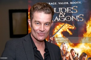 James Marsters Dragon Warriors Premiere