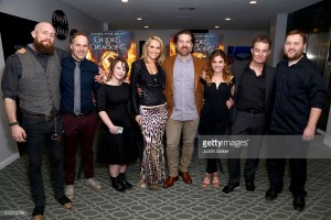 James Marsters & Cast & Crew Dragon Warriors Premiere