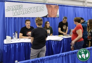 James Marsters & Mark Devine Sask Expo 2016