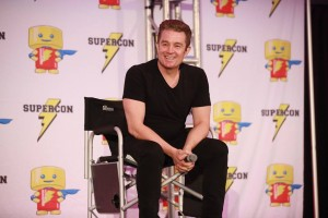 James Marsters Paradise City Comic Con