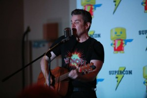 James Marsters Paradise City Comic Con Concert