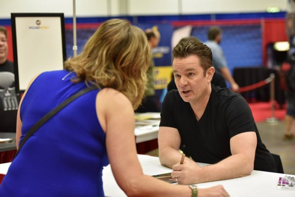 James Marsters Wizard World Minneapolis