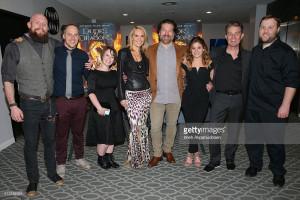 James Marsters & Cast Dudes & Dragons Premiere 29/02/16