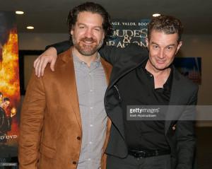 James Marsters & Adam Johnson Dudes & Dragons Premiere 29/02/16