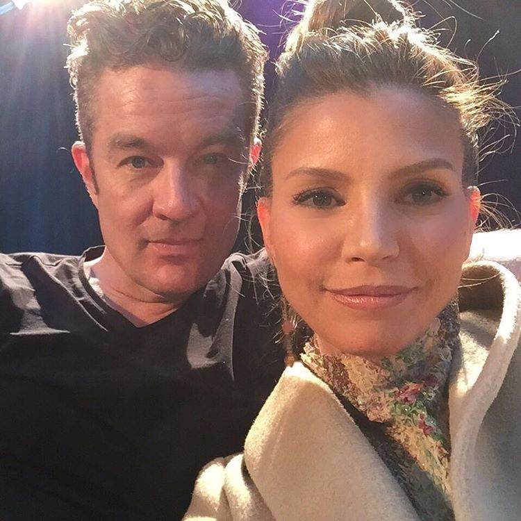 James Marsters & Charisma Carpenter Witches Vs Vampires 2016-03-20