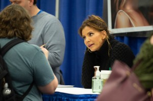 Charisma Carpenter at Wizard World Portland 2018