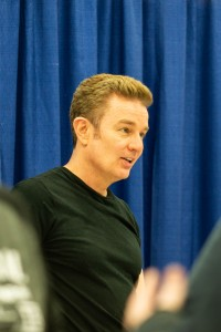 James Marsters at Wizard World Portland 2018