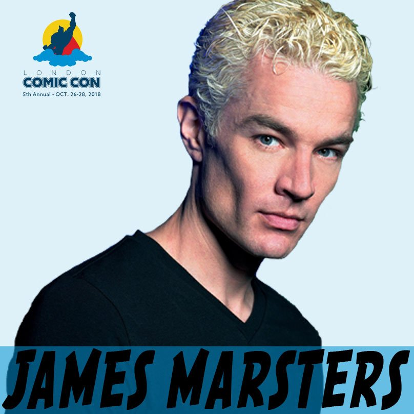 James Marsters London Comic Con
